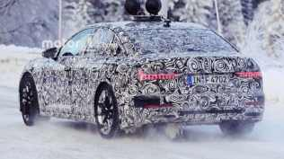 New Audi A6 2019 Spy Photos