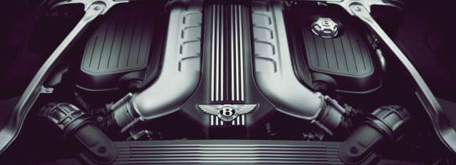 New Bentley Engine