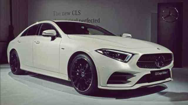 New CLS AMG 2020