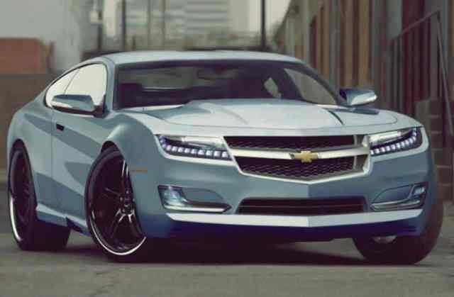 New Chevy Chevelle