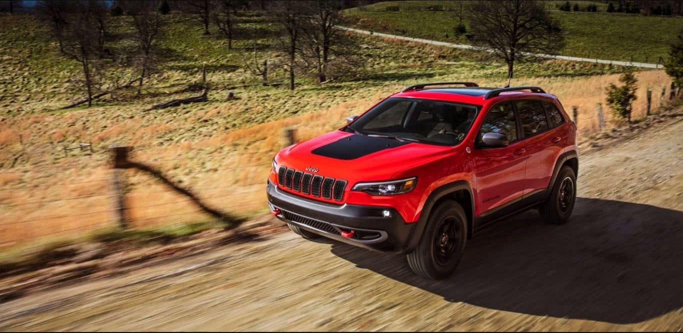 Tacoma Vs Frontier >> 2019 Jeep Cherokee Official Price, Release Date & Models - CarsSumo