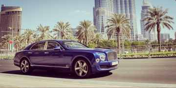 New Bentley Mulsanne 2018