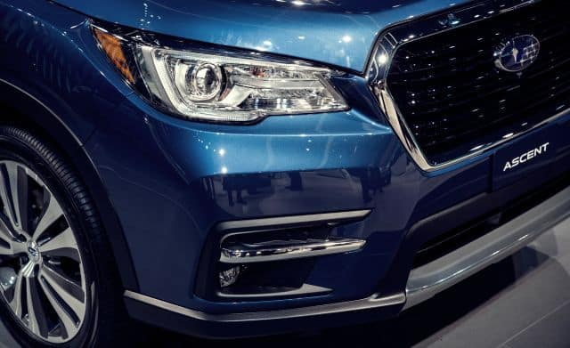 Subaru Ascent 2019 Headlight
