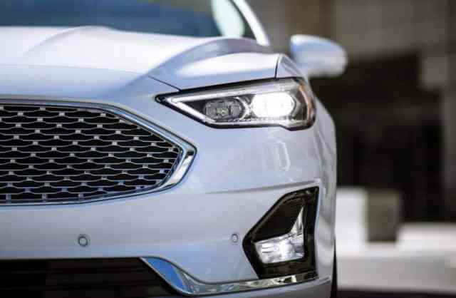 2019 New Ford Fusion