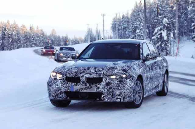 3-Series Spied