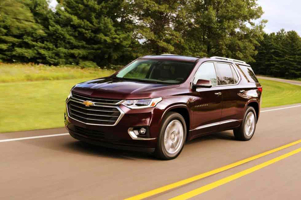 2019 Chevy Blazer News: Pricing, Release Date & Photos ...
