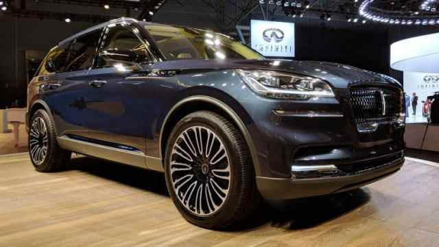 New 2019 Lincoln Aviator