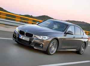 The Latest BMW 3 Series F30