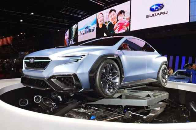 The Latest Concept of Subaru Vivid STI