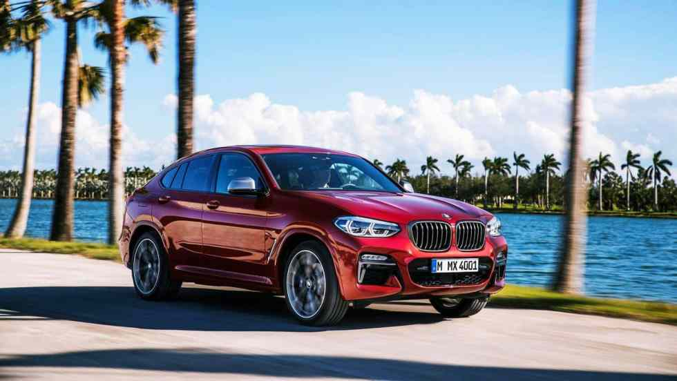 2019 BMW X4 Official Price, Release Date & News - CarsSumo