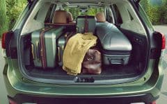10. More Space for Forester Cargo