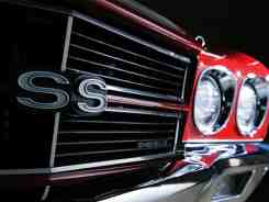 1970 Chevy Chevelle SS Logo