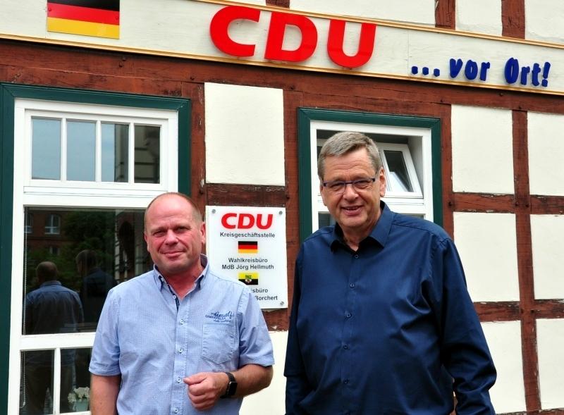 CDU in neuen Räumen