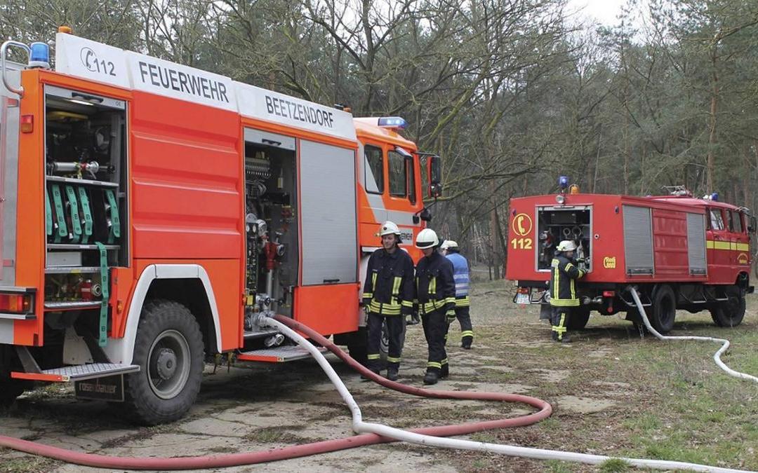 Altersgrenze im Visier: Carsten Borchert zu Einsatzalter bei Feuerwehr
