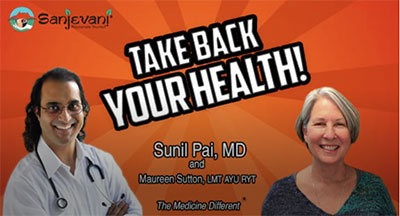 Take Back Your Health Podcast