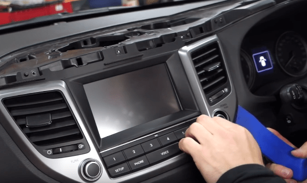How To Upgrade A 2015 2016 HYUNDAI TUSCON IX35 (RHD) Car