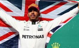 Hamilton 9º mas campeão !