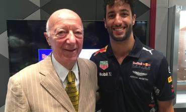 Ricciardo fala sobre seu futuro na F1