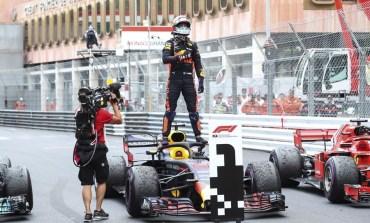 Monaco : finalmente Ricciardo !