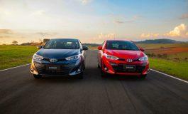 Toyota apresenta o Yaris
