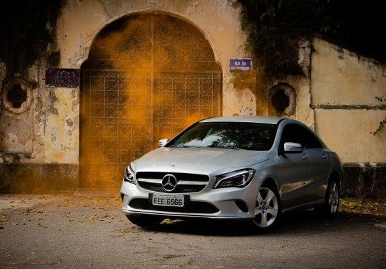 Mercedes CLA 180 é líder do segmento