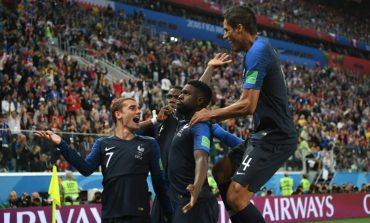 França, para se consolidar no topo do mundo
