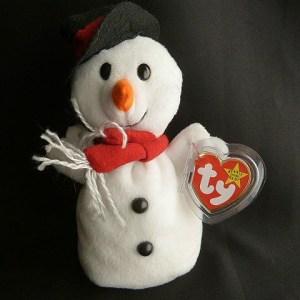 Snowball Ty Beanie Baby