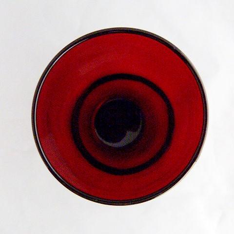 Anchor Hocking Red Tumbler