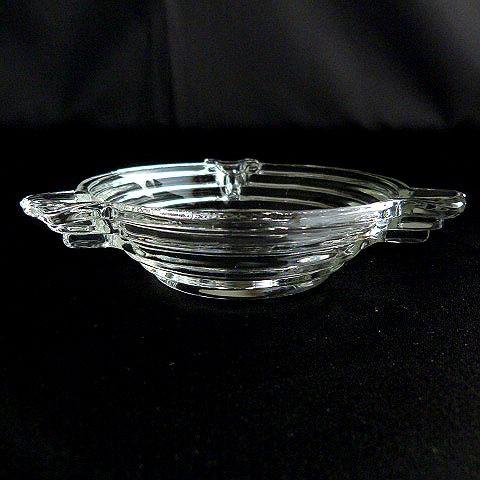 Manhattan Glass Ashtray