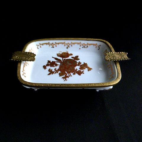 Vintage Porcelain Ashtray