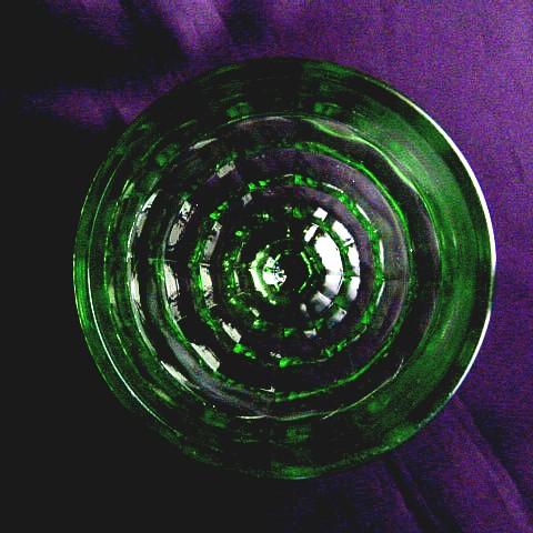Hazel Atlas Colonial Block Water Goblet