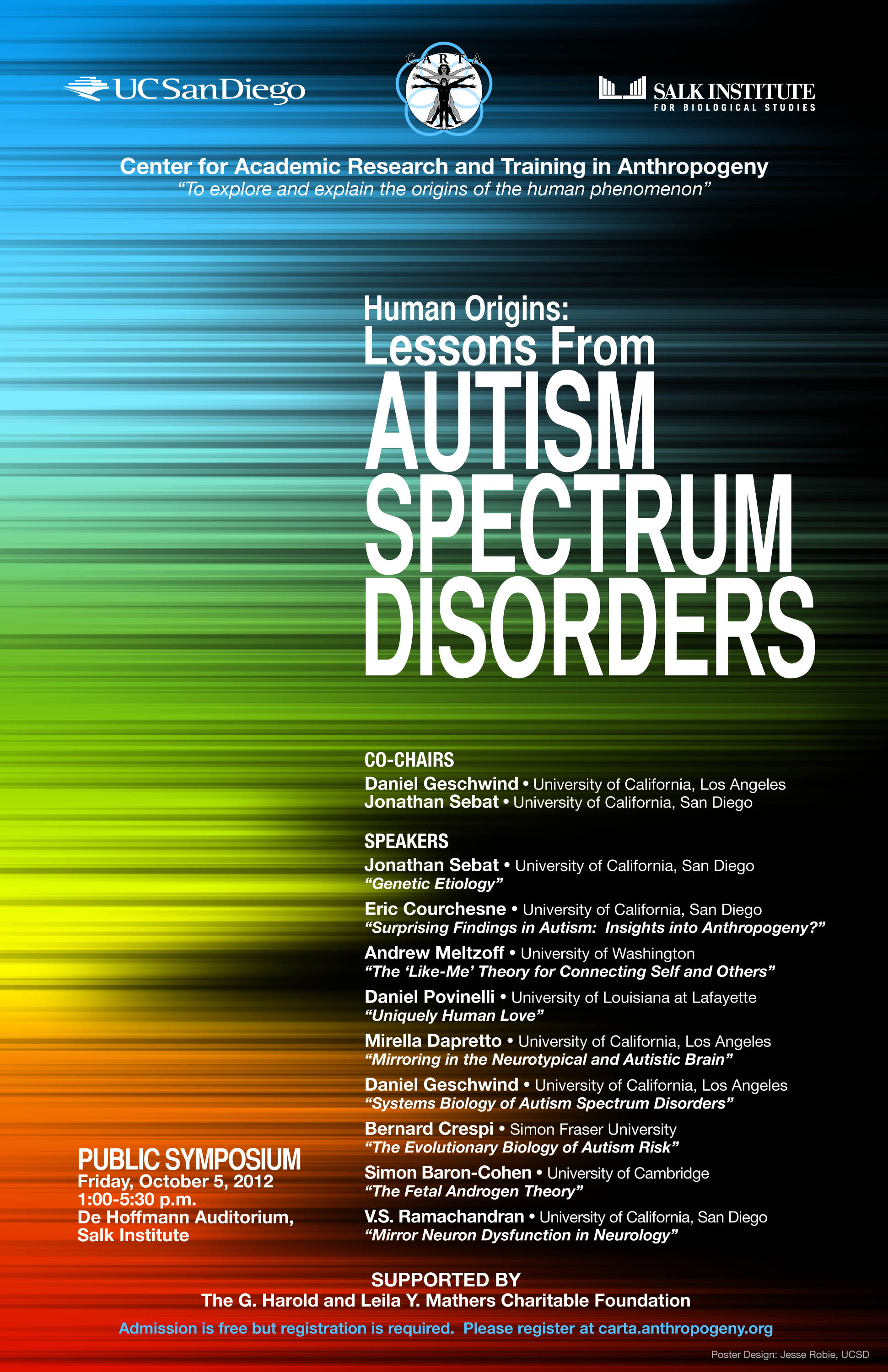 Human Origins Lessons From Autism Spectrum Disorders