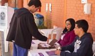 Votação eleições