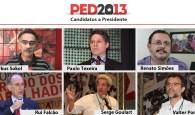 PT eleições internas