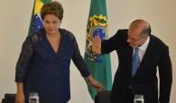 Ag. Br - Dilma e Alckmin
