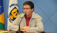 Vereador Paulo Bufalo