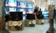 loja, televisores, comércio