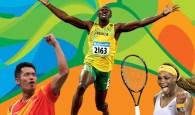 Divulgação Jogos Olímpicos