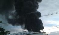 Fumaça fogo