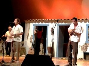 Show com músicas do folclore brasileiro