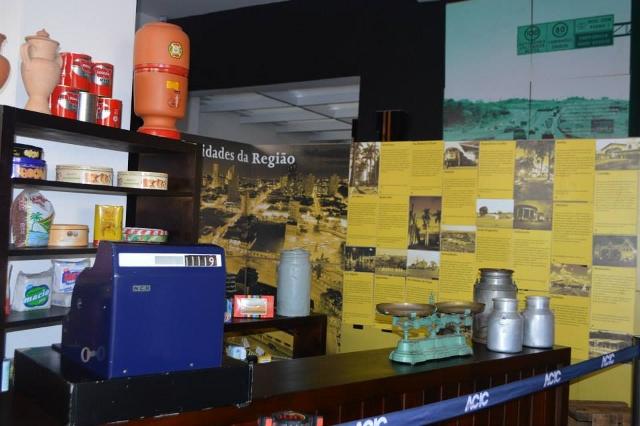 Exposição na Estação Cultura reúne memórias do comércio de Campinas abf222c4687