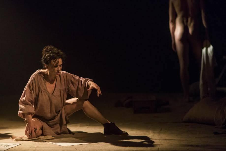 'Cenas de uma execução' se inspira na vida da pintora barroca italiana Artemísia Gentileschi