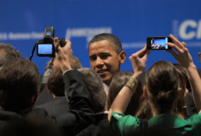 Antonio Cruz EBC - Barack Obama