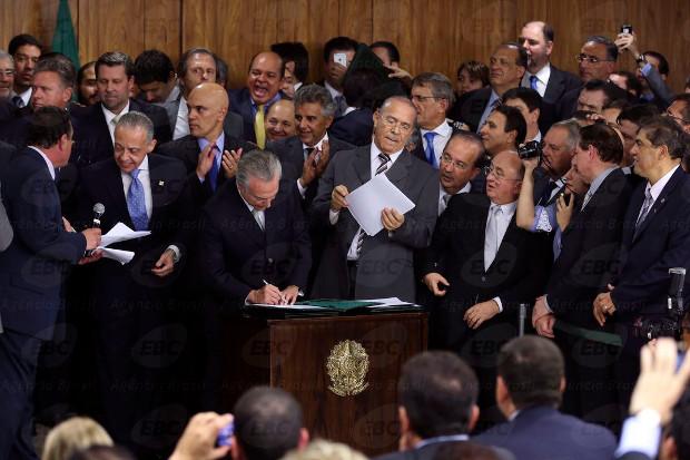 ag-brasil-valter-campanato-posse-de-temer-ministros