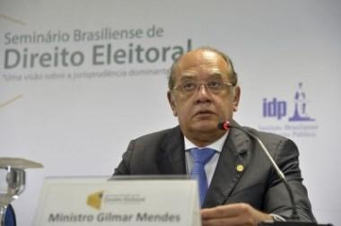 Sozinho, Gilmar Mendes definirá o resultado das próximas eleições