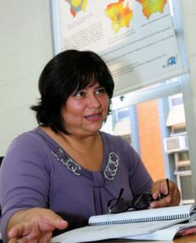 Jeanette Trigo Nasser, médica veterinária