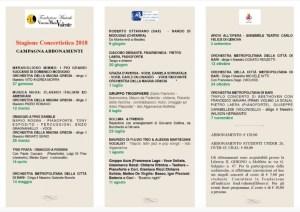 Fondazione Musicale  Vincenzo Maria  Valente