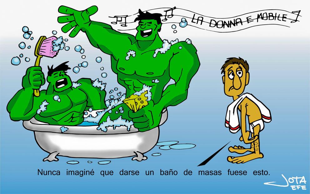 Baño-de-masas