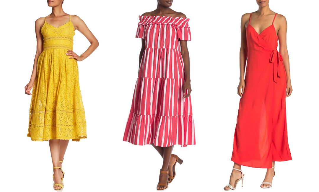 cute and colorful dresses on sale at