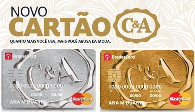 Conheça o Cartão C&A
